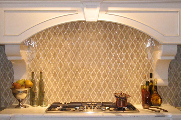 Handmade Tile Designs offered at Caputo Design Stone & Tile in Raleigh, NC. The tile shop with a Boutique feel.