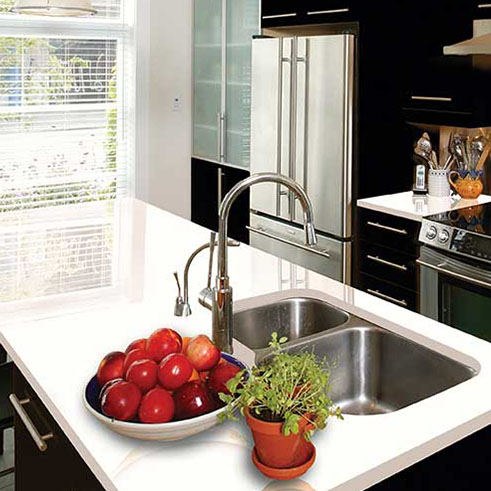 Add A More Luxurious Look With Stunning Quartz Countertops