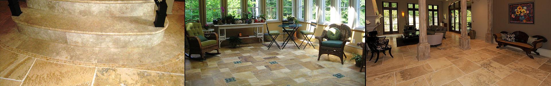 Tavertine-Stone-Raleigh-Boutique-Kitchen-Bathroom-floor