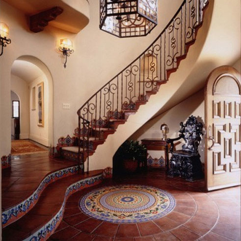 Enchanting Terra Cotta tile can make a huge impact on your overall home presentation.